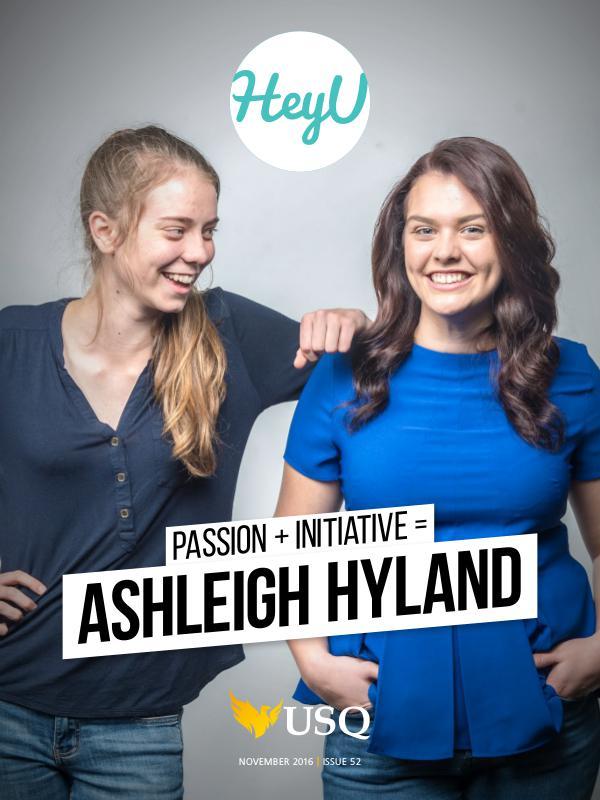 HeyU Issue 52 - 16 November