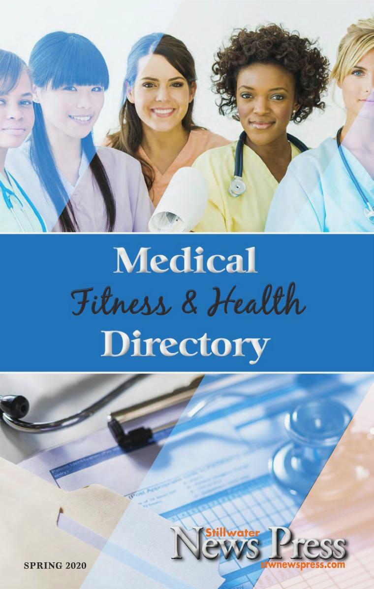 Stillwater Medical Directory Spring 2020