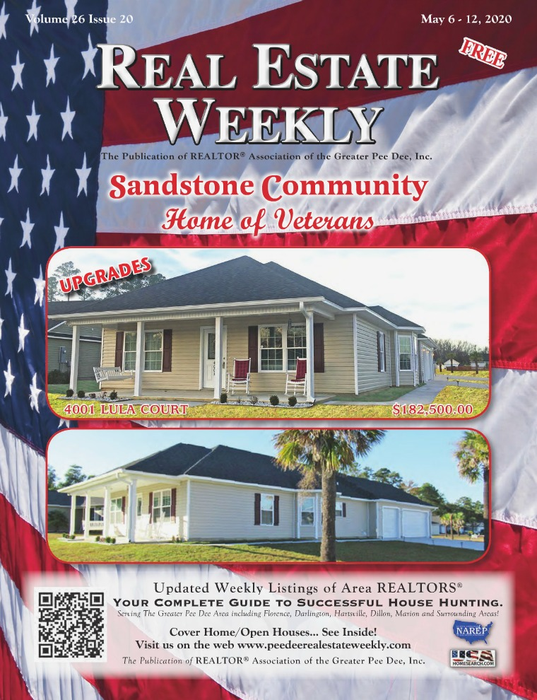 Real Estate Weekly Volume 26 Vol. 26, Iss. 20