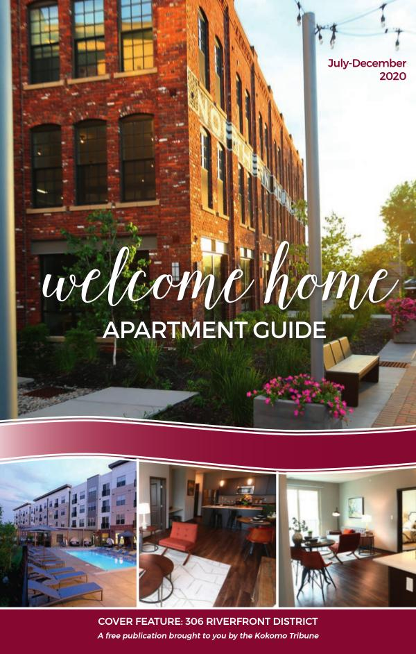 Kokomo Apartments-Welcome Home July-December 2020