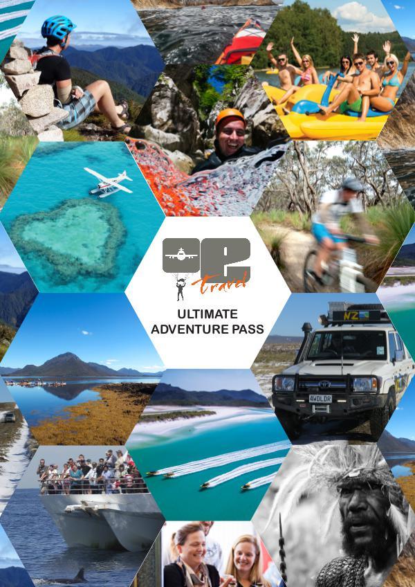 Edition 49 - Ultimate Adventure Pass