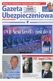 Gazeta Ubezpieczeniowa - prenumerata