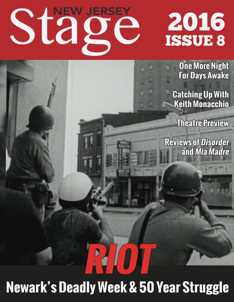 New Jersey Stage 2016 - Issue 8