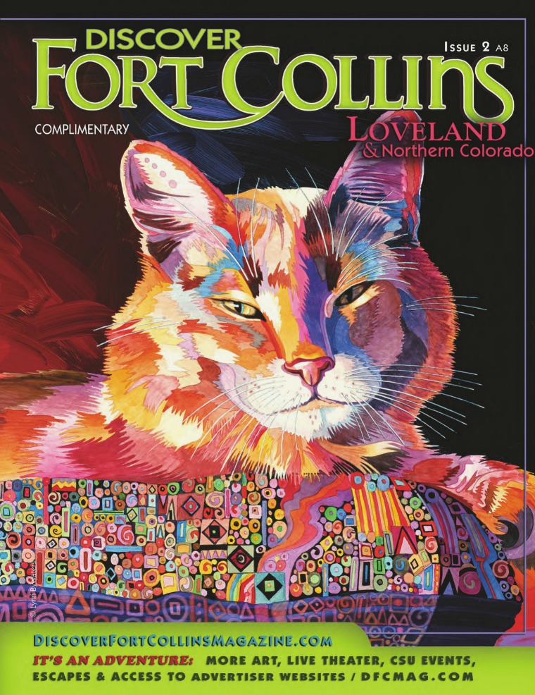 Discover Fort Collins Magazine Spring 2018 Issue 2