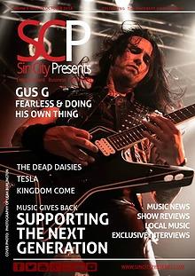 Sin City Presents Magazine