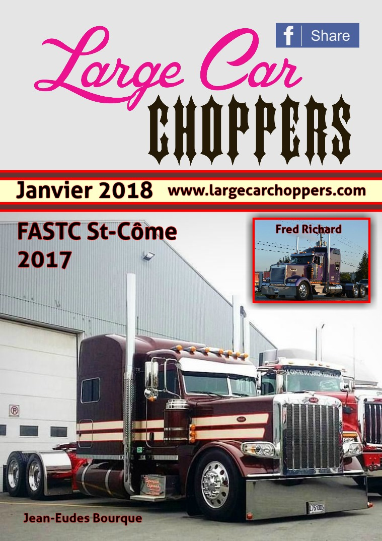Large Car Choppers Large-Car Choppers - Janvier 2018