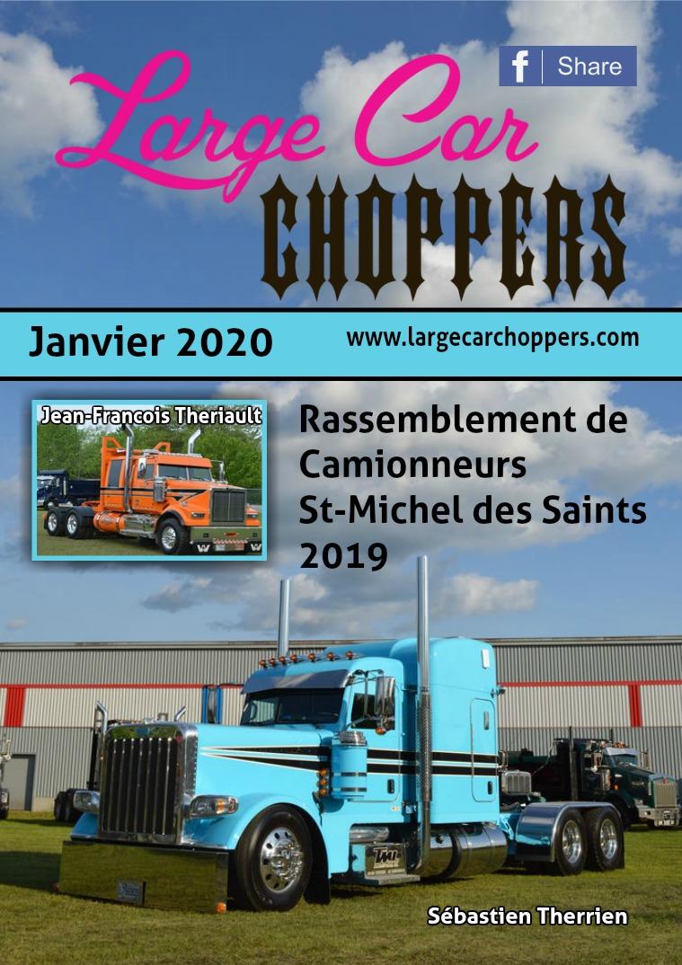 Large-Car Choppers (e.v.) Janvier - 2020