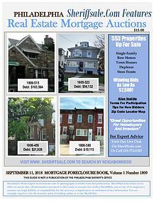 Sept 2018 Foreclosure