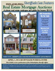 POSTPPOSTPONEMENT LIST& PHOTOS APRIL 1, 2014 MORTGAGE FORECLOSURE