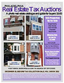 December 15, 2015 GRB Tax Auction