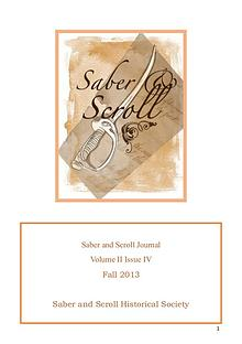 The Saber and Scroll Journal
