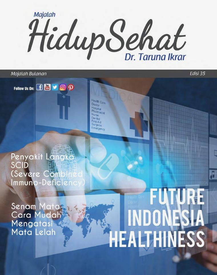 Majalah Hidup Sehat Vol 35