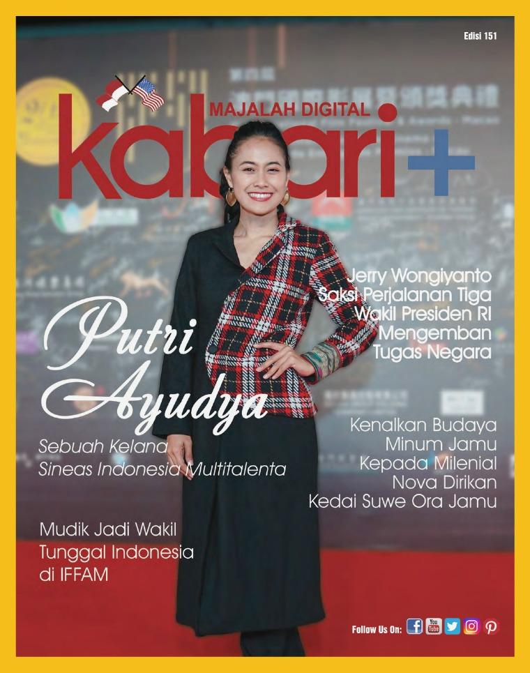 Majalah Digital Kabari 151