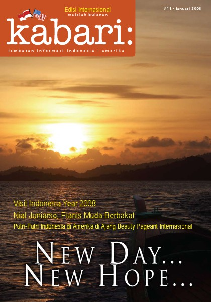 Vol: 11 Januari - Februari 2008