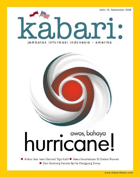 Vol: 19 September - Oktober 2008