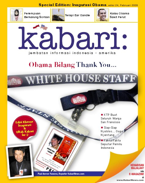Vol: 24 Februari - Maret 2009