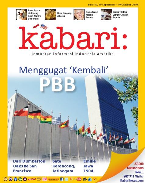 Vol: 43 September - Oktober 2010