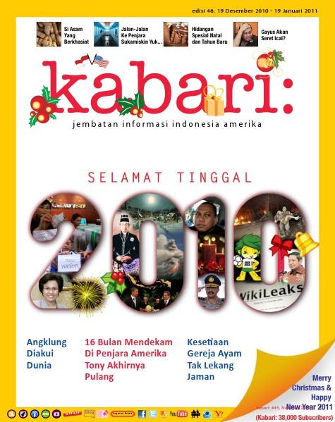 Vol: 46 Desember 2010 - Januari 2011
