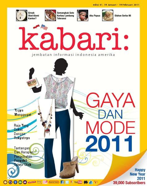 Vol: 47 Januari 2010 - Februari 2011