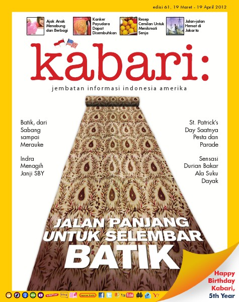 Vol: 61 Maret - April 2012