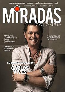 REVISTA MIRADAS - MIRADAS COLOMBIA