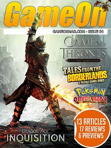 The GameOn Magazine