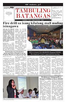 Tambuling Batangas Publication