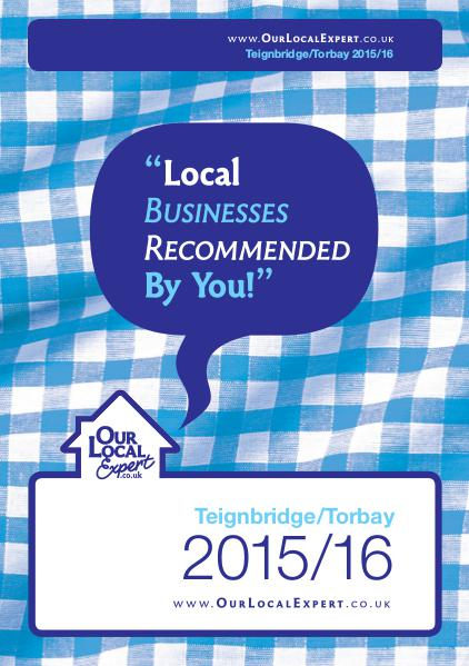 Our Local Expert, Teignbridge and Torbay Our Local Expert, Teignbridge and Torbay 2015-16