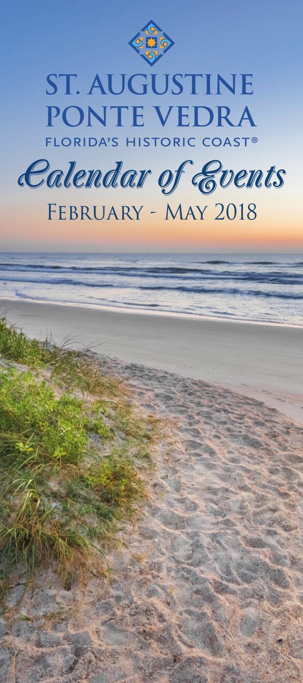 Florida's Historic Coast Calendar of Events Spring 2018 Feb-May