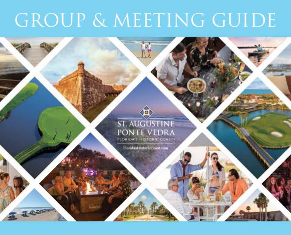 Florida's Historic Coast Group & Meeting Guide 2019