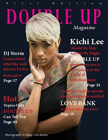Double UP Magazine First Issue digital