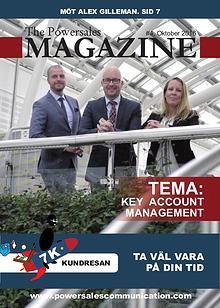 Powersales Magazine
