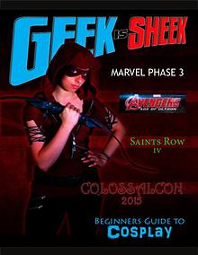 Geek Is Sheek