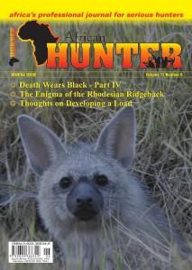 The African Hunter Magazine Volume 17 # 6