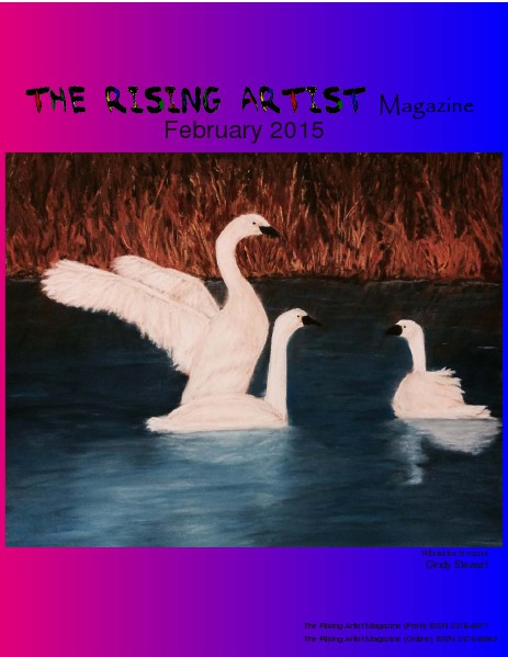 The Rising Artist February 2015