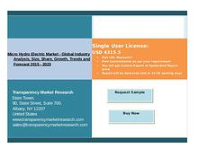 Micro Hydro Electric Market Global Industry Analysis 2015 - 2023