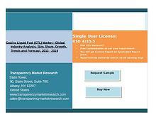 Research Report Coal to Liquid Fuel (CTL) Market 2013 - 2019
