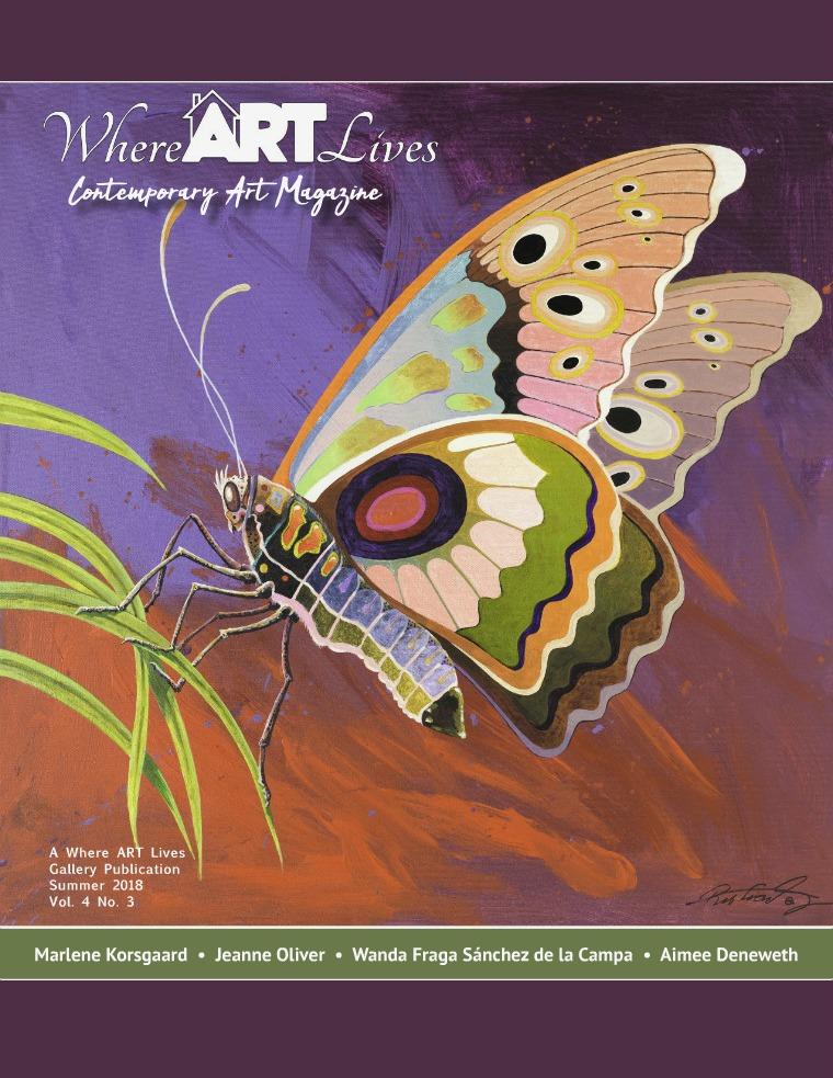 Where ART Lives Magazine Volume 4 Number 3