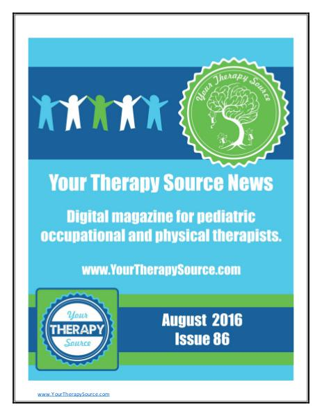 August 2016 Issue #86