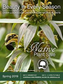 Native Plant Sale Catalogue - Delaware Nature Society