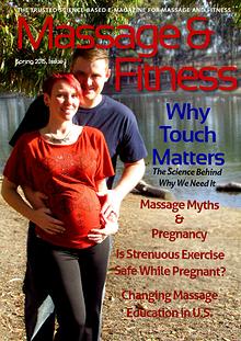 Massage & Fitness Magazine (pilot)