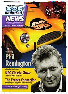 The 289 Register News