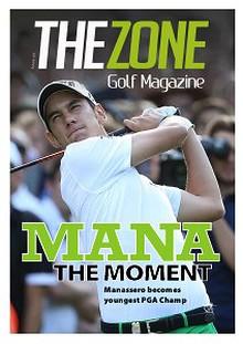 The Zone Interactive Golf Magazine (UK)