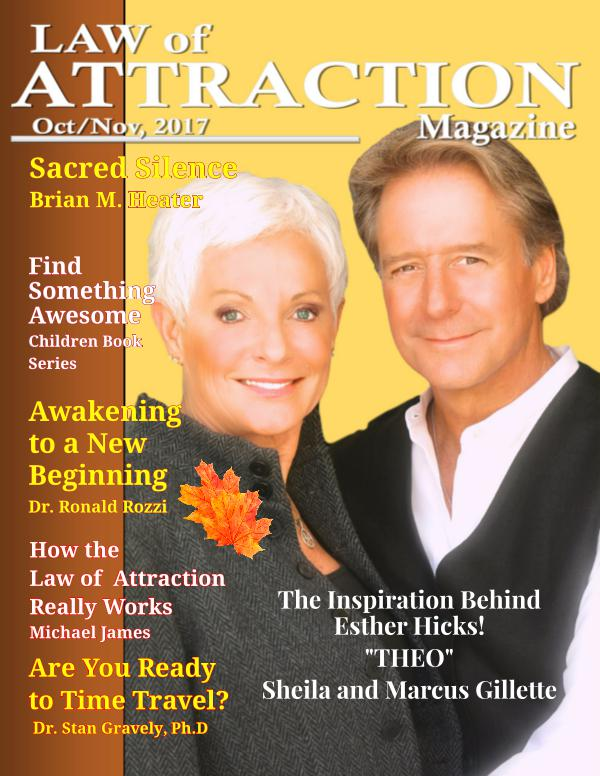 The Science Behind the Law of Attraction Magazine October Magazine, 2017