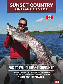 2017 Ontario's Sunset Country Travel Guide