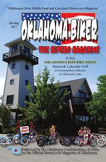 Oklahoma Biker - The Riders Ragazine