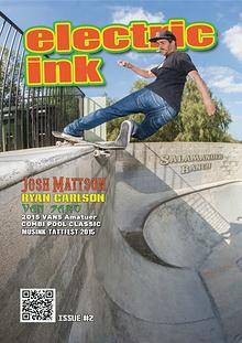 electric ink magazine