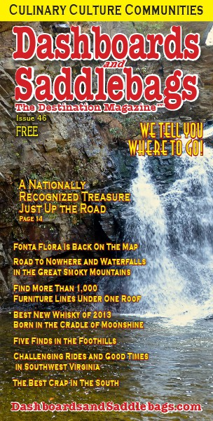 Dashboards and Saddlebags the Destination Magazine™ Issue 046 January 2015