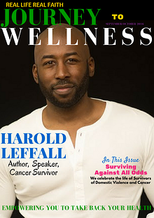 Real Life Real faith Journey to Wellness