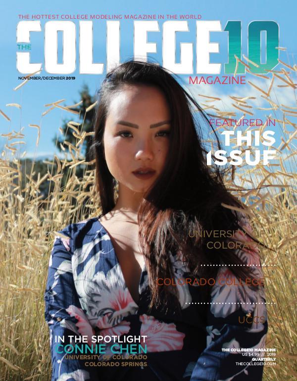 The College10 Magazine Issue 02 November/December 2019